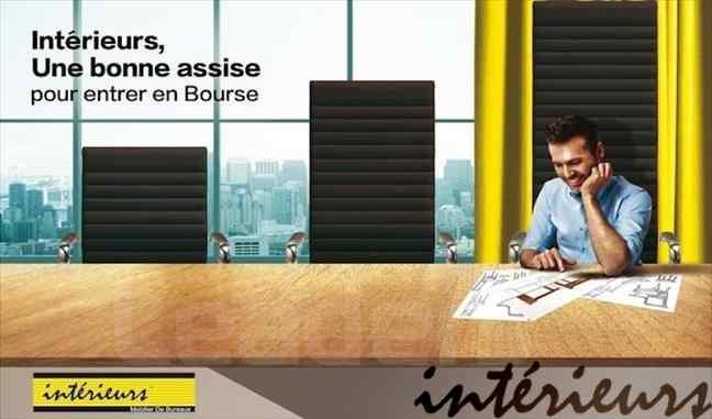 Intérieurs, Une bonne assise pour entrer en bourse